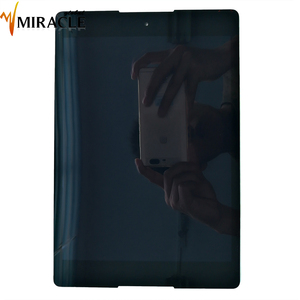 Wholesale tablet assembly digitizer for Nexus 9 black