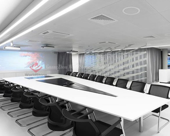 Big Size Luxury Meeting Room Conference Table