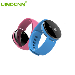 online shipping X6 bracelet smart wristband manual working for ios and  android 4g mobile phone