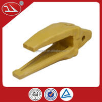Wear Resistant Precision Casting Bucket Teeth and Adapter for Earthmoving Attachments