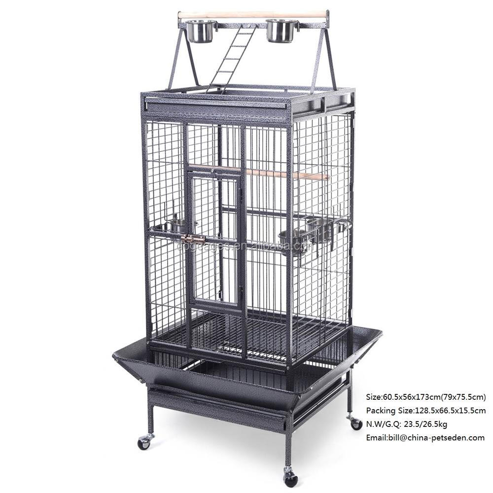 Large Metal Bird Cage, Large Metal Bird Cage Suppliers and Manufacturers at  Alibaba.com