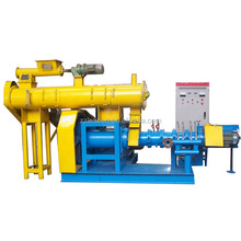 Good performance Ring Die Mini Floating Fish Animal Feed Pellet Extrude Machine