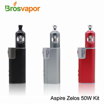 100% Authentic Aspire Zelos 50W Kit with Fast Delivery Wholesale