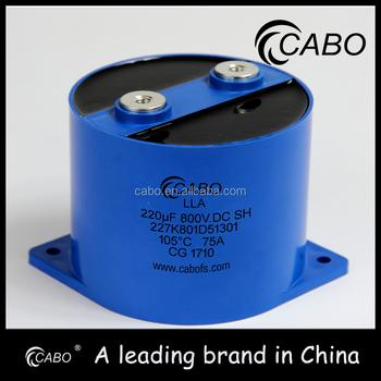 Lla seriesdc link capacitor dc bus capacitor low induction lla seriesdc link capacitor dc bus capacitor low induction capacitors for electric sciox Choice Image