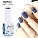 RONIKI New Arrival Short Cure Time Easy Soak Off Uv Led Matte Gel Nail Polish For Nails