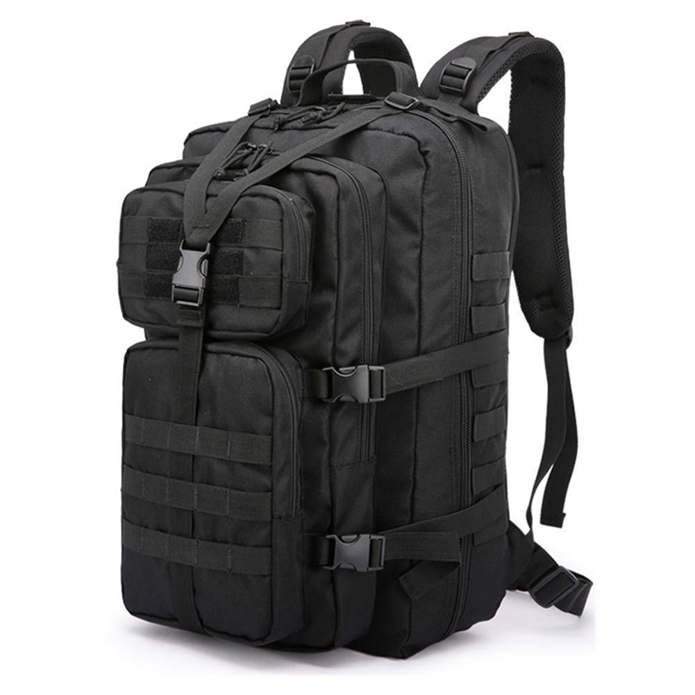 d165cd3c310a Get Quotations · TaoRong Tactical 3-Day Backpack Military Molle Backpack  Expandable Rucksack Survival Bug Out Bag Army