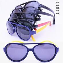 632fc826d5 Gota ventas niños TAC lente polarizada ultra flexible silicona tpee  deportivos gafas de sol