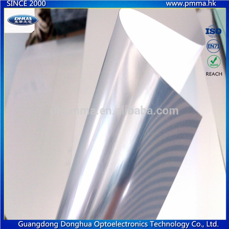 Fogless Plastic Mirror Sheet Buy Anti Fog Shower Shaving