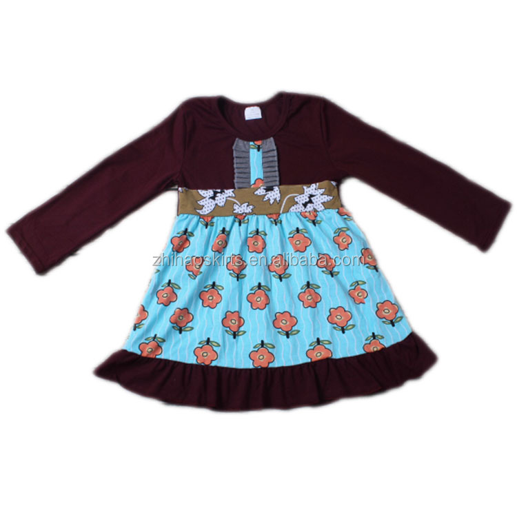 2016 kids clothes children children frocks designs party branded kids wear