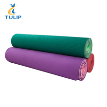 Hot Sell Comfort 6mm Thick TPE Yoga Mat