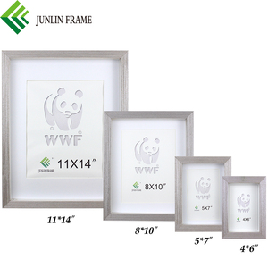 Decorative Photo and picture simple wood frames