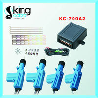 remote central locking system with built in engine killer relay