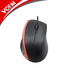VCOM mouse <span class=keywords><strong>pabrik</strong></span> oem logo 1000 <span class=keywords><strong>dpi</strong></span> wired optical mouse untuk laptop