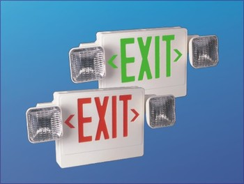 Exit Sign Light Ul Listed