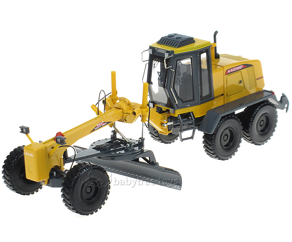 Buy High Quality KDW 1:35 Scale Diecast Motor Grader Truck