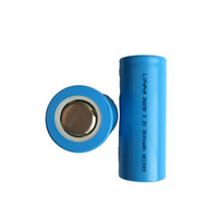 lifepo4 cell 26650 rechargeable battery 3.2v 3000mah for solar street lights