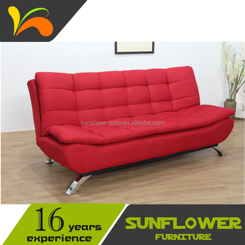 Hot Ing Double Cushions Fabric Relax Folding Chair Sofa Bed Home Furniture From China