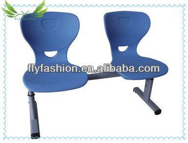 plastic airport chair waiting chair for sale