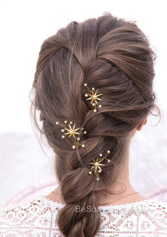 16b6397553 Cheap Flower Hair Pins Wedding, find Flower Hair Pins Wedding deals ...