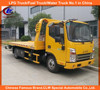 JAC Broken Down Vehicle Wrecker for 5tons Vehicle recovery in JAC recovery wrecker for cars