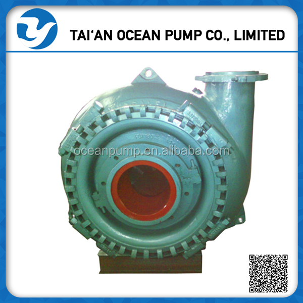 easy installation grave slurry pump to extract mud and sand for ships