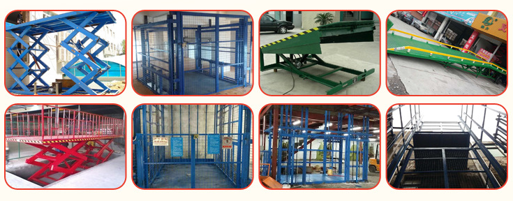 Materials forklift handing equipment mobile shipping container yard ramps