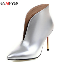 European new brand pink wedding sexy heel date women dress shoes with size 43