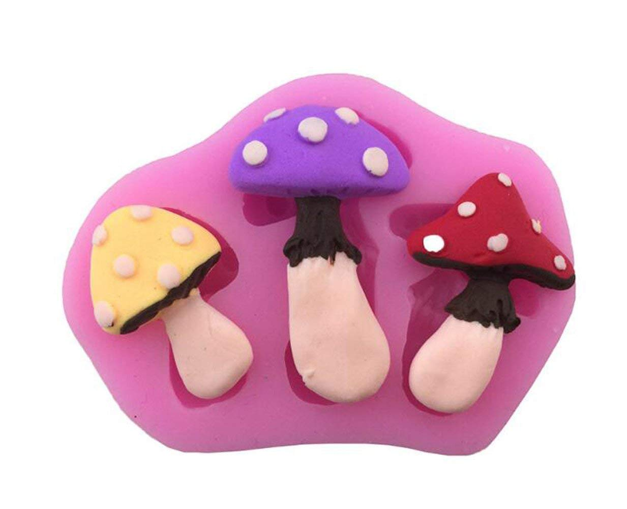 NACOLA Fairy Series 3D Silicone Fondant Cake Chocolate Mold Cake Decoration Baking Tools