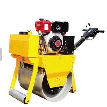 Hot sale mini single drum road roller