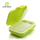 Waterproof Gift Pill Box New Products Promotional Gift Waterproof Travel Medicine Pill Box