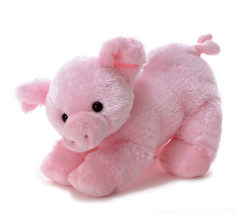 Wholesale Pink Plush Pig Stuffed Soft Plush Animal Pig Toy Buy