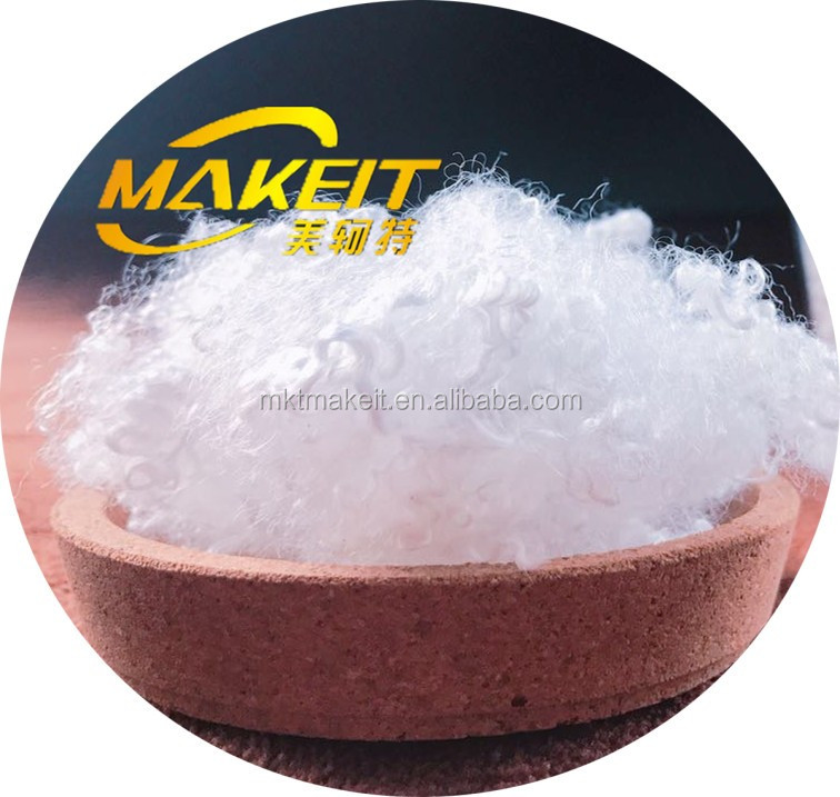 polyester staple fiber virgin plant with low price