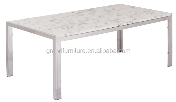 2016 Top Quality Marble Material Coffee Table