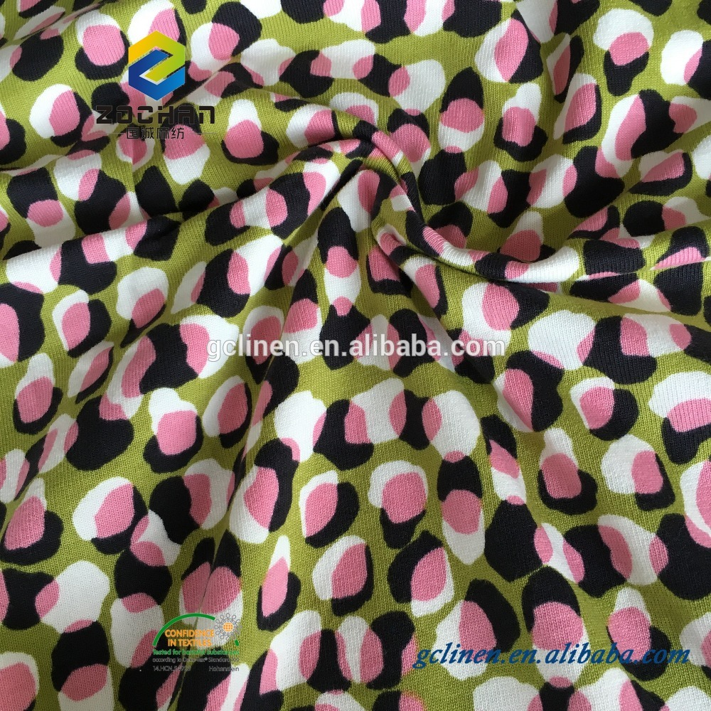 custom Breathable 100% Cotton material fabric for cloth