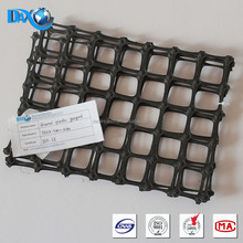 Toughness plastic biaxia Ecogrid