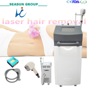 20 million flashes Best Seller professional Germany cooling system 808 nm home use diode laser hair removal instrument