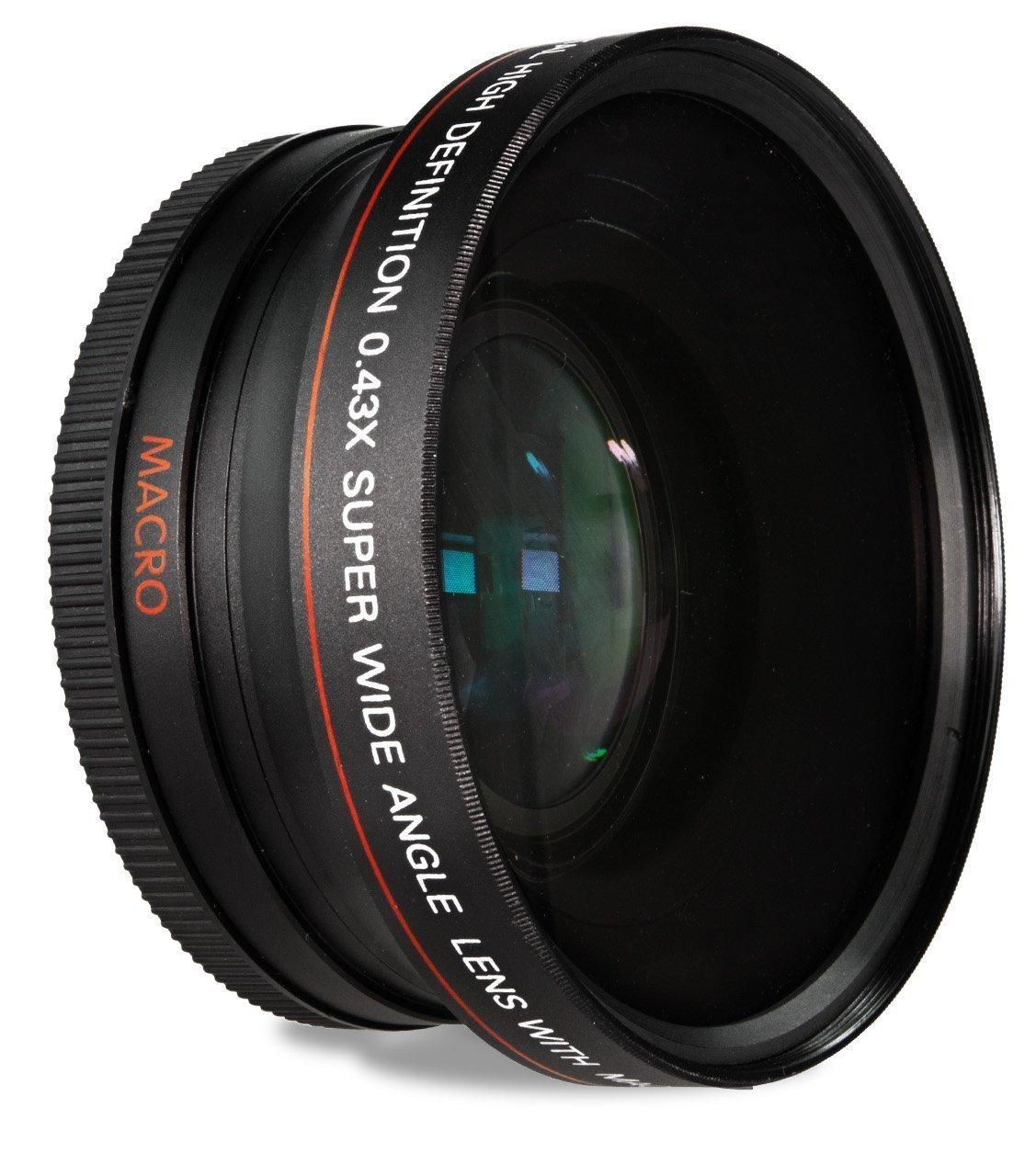 2 DM Optics 72mm 4 10 Close-Up Macro Filter Set with Pouch for Any of These Nikon D5100 D5000 D7000 D700 D3100 D3000 D90 SLR Cameras 1