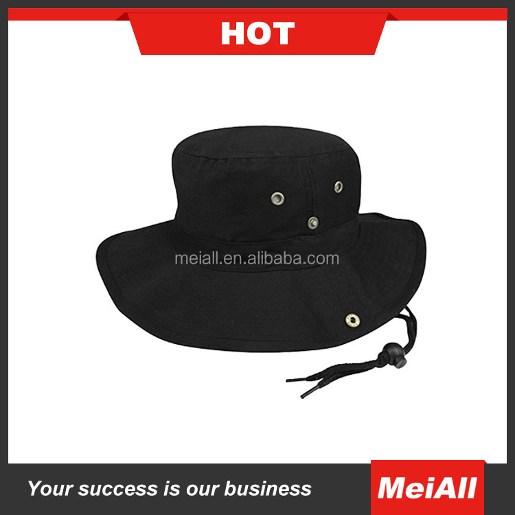 Bucket Boonie Hats Military Men Hunting Caps Wide Brim Unisex Outdoor Fishing