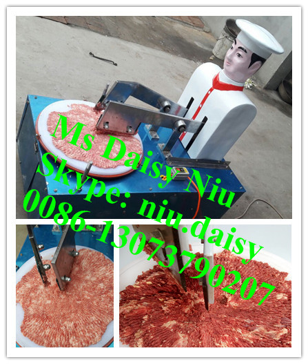 commercial meat chopping machine/meat mincing machine/meat cutter machine for sale