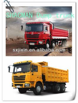 Superb Shacman Dump Truck 6x4 6x6 8x4 Better Than Used Mitsubishi ...