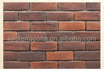 Steen In Interieur : Kunstmatige oude stenen muur baksteen slip faux cultuurnatie