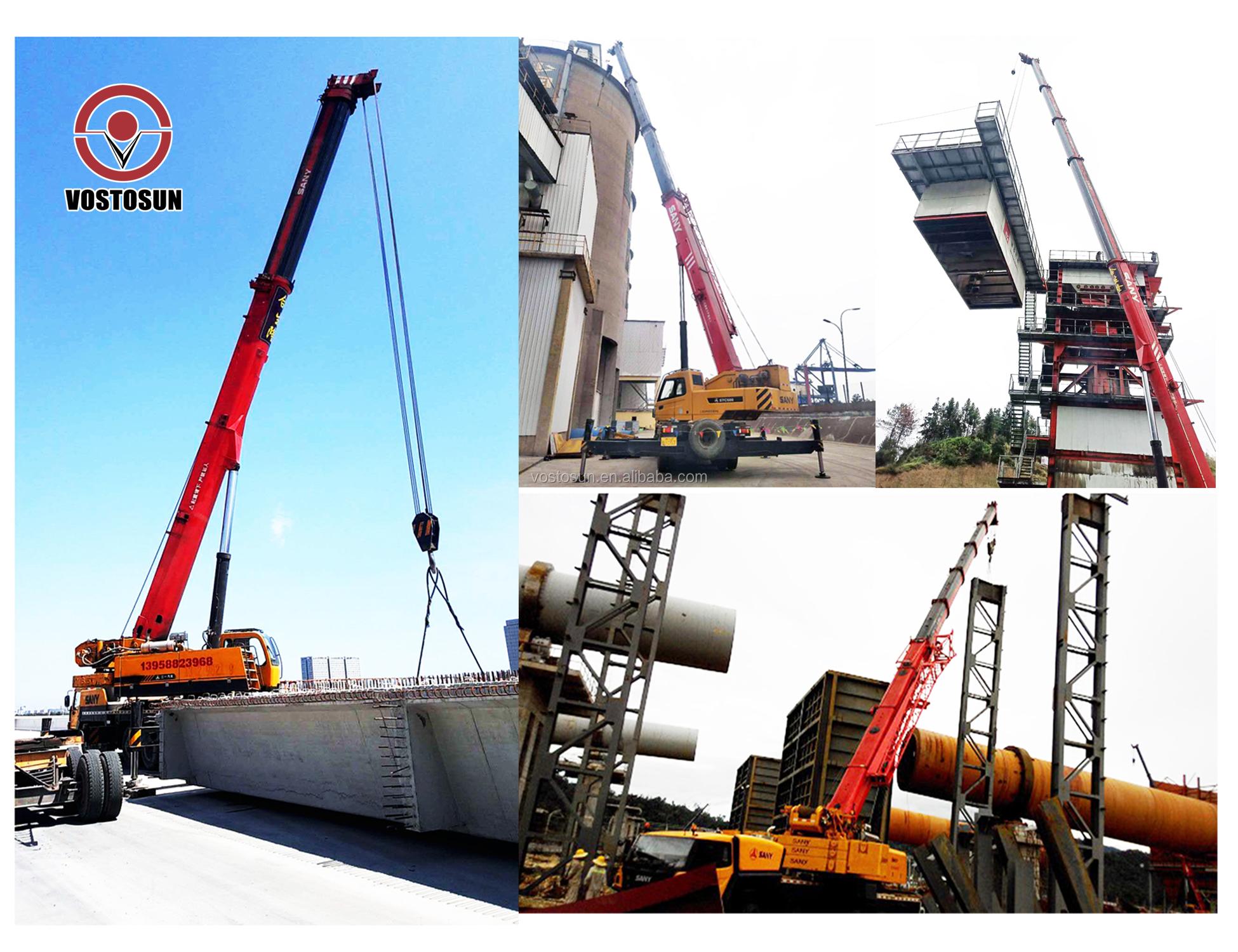 25 Ton Mobile Crane SANY STC250H  ,  truck crane
