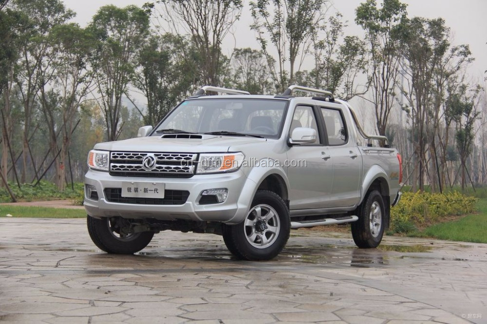 China Gasoline/Diesel all wheel drive pick-up