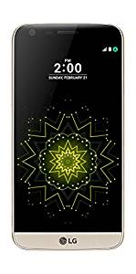 LG G5 H850 32GB 4G/LTE Factory Unlocked - International Version with No Warranty (Gold)