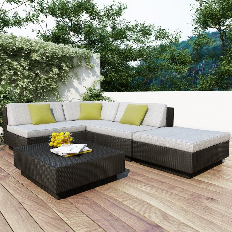 Used Outdoor Kitchens For Sale: 2015 New Style Wicker Rattan Outdoor Used Furniture Sofa