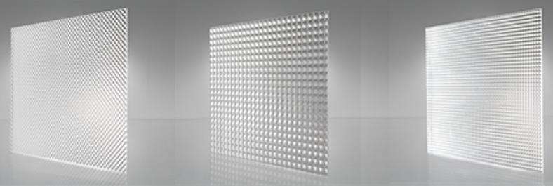 Pmma Prismatic Light Diffuser Film Led Light Diffuser