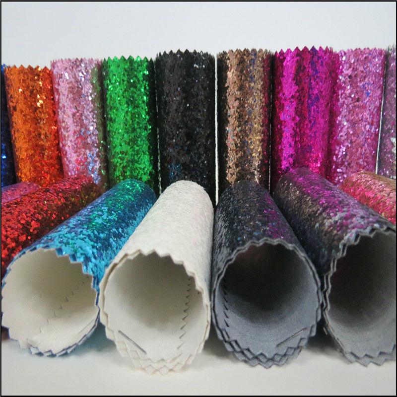 Jinhua tessuto non  tessuto glitter carta da parati materiale ...