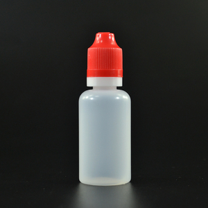 30ml 60ml 200ml PE plastic e-liquid vape olive oil bottles