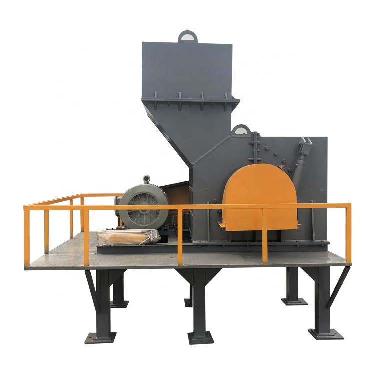 Shredder Blade Motor Rotor Crusher <strong>Scrap</strong> Recycling Machine
