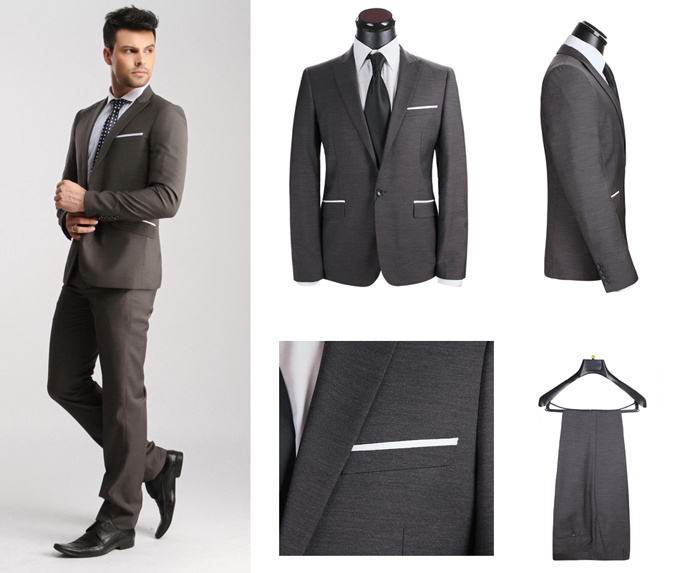 Men How To Wear Casual Office Shirts This Spring The Fashion Source Suit Gles Picture More Detailed About Western Style